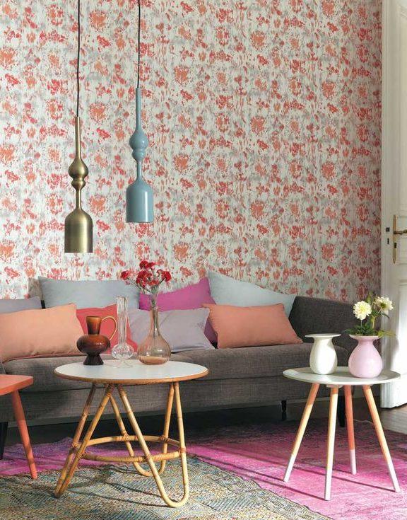 Cómo combinar sofás de distinto color