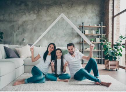 Cómo convertir una casa en un hogar.