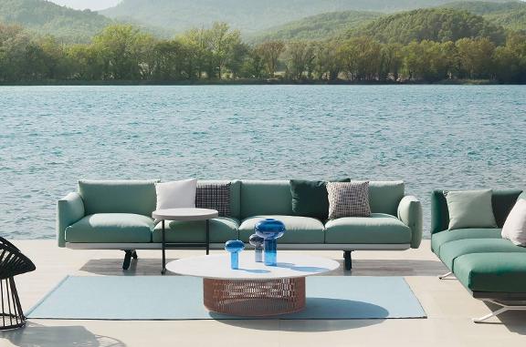 Tendencia en muebles de exterior para verano