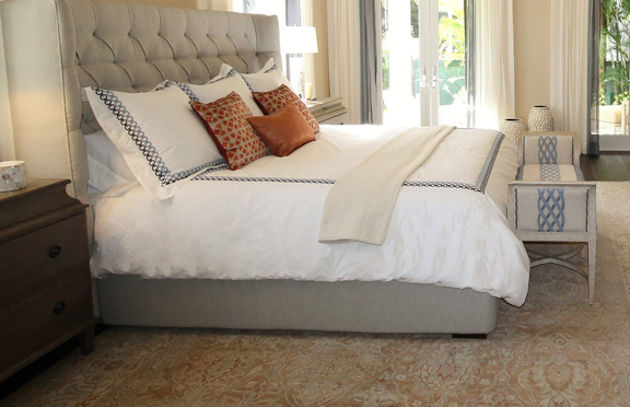 Tipos de canapés para camas